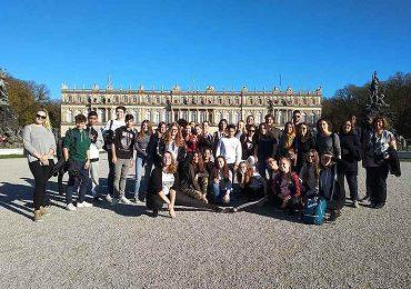 Németországi Erasmus+ találkozón a Marianum gimnazistái