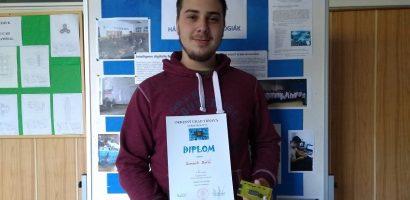 Sikeresen szerepelt az informatikai szakközépiskola diákja a ZENIT-en