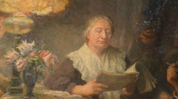 """Ellen Key reformpedagógus, """"a radikális Európa nagynénje"""""""