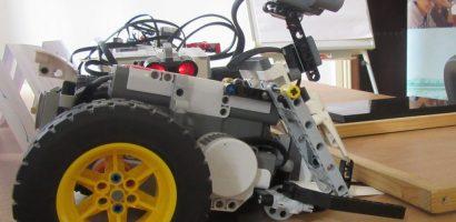 Robotikai verseny Rimaszombatban