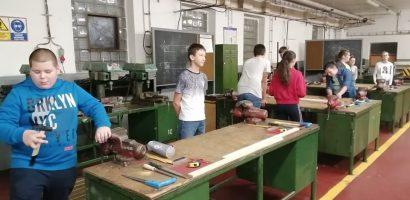 Műszaki olimpiász a dunaszerdahelyi Műszaki Szakközépiskolában