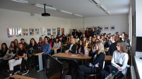Nyílt nap a Nyitrai Konstantin Filozófus Egyetem Közép-európai Tanulmányok Karán