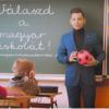 Ruszó Tibi a Rákóczi Szövetség beíratási kampányfilmjében