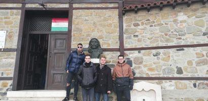 Isztambuli jutalomkiránduláson a dunaszerdahelyi szakközépiskola csapata