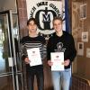 Somorjai gimnazista Nagyszombat megye legjobb németese