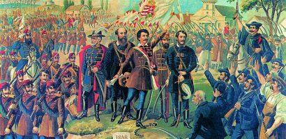 Az 1848/49-es forradalom és szabadságharc – emlékezzünk!