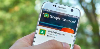 Google Tanterem (Classroom)