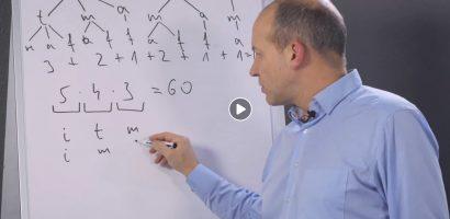 Matematika – Kombinatorika
