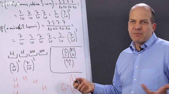 Matematika – Valószínűségszámítás, mintavétel