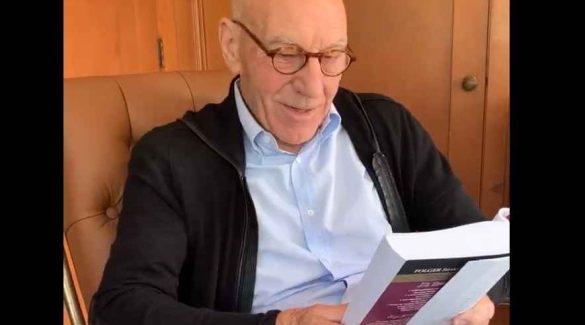 Patrick Stewart: Shakespeare szonettek
