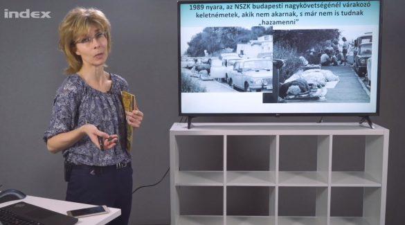 Történelem –  A berlini fal leomlása, a délszláv háború