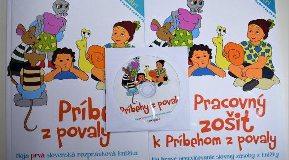 Szlovákul játékosan