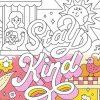 Adobe Coloring Book – az első kifestők