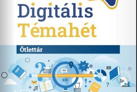 Digitális Témahét 2020 • FELHÍVÁS