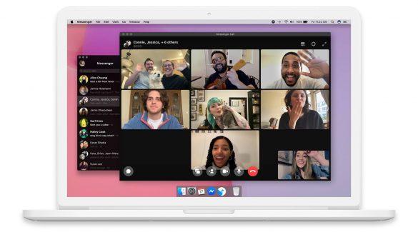 Videókonferenciát is támogató asztali Messenger-t adott ki a Facebook