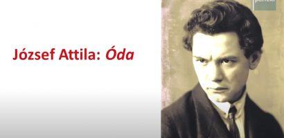 Magyar érettségi – József Attila: Óda