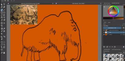 Krita – festés, rajzolás