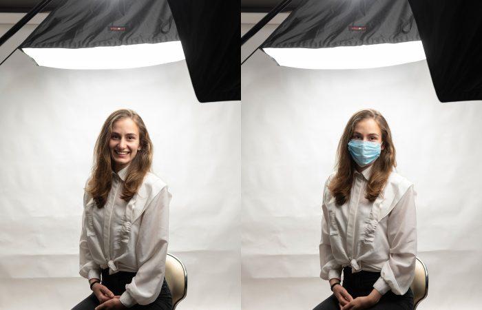 Hogy látható legyen a különbség – maszkos tablóképek is készülnek