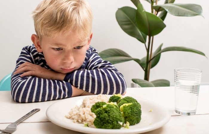 """""""Addig nincs édesség, amíg a zöldséget meg nem etted""""?"""