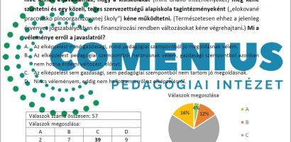Tanulmány a felvidéki magyar kisiskolákról