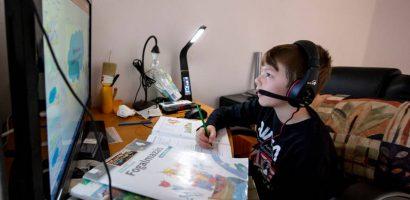 Nem csak a diákok otthontanulási kedvére derült fény