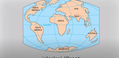 e-learning ● A Föld bolygó változásai