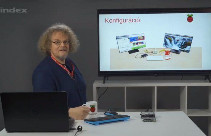 Informatika – Raspberry Pi 1.