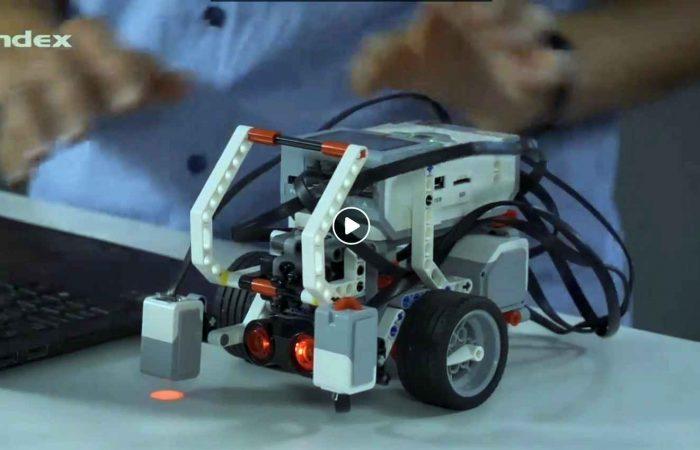Robotika 3. – Kódoljuk a legórobotot
