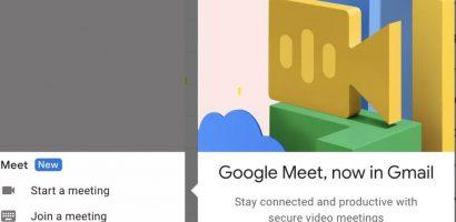 A Gmailben is lehet majd videotelefonálni