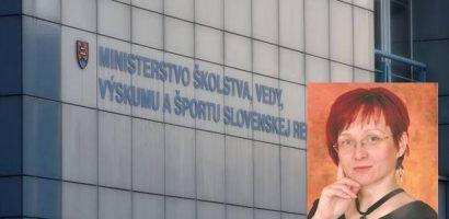 Távozott az oktatási minisztériumból Prékop Mária