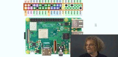 Informatika – Szenzor a Raspberry-n