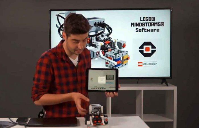 Robotika 2. – Legó szenzorok és motorok