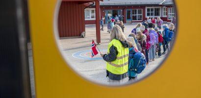 Semmi baj nem lett belőle, hogy Norvégiában két hete kinyitották az iskolákat