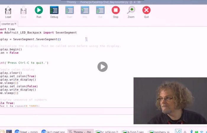 Informatika – Ultrahangos szenzor a Raspberry