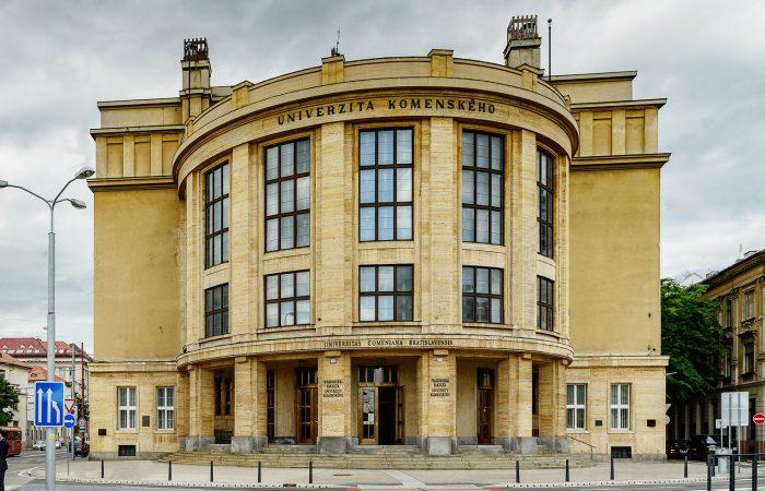Új jelentkezési kör a Comenius Egyetem magyar tanszékén