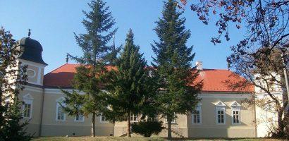 Megújult az alsósztregovai Madách-kastély történelmi parkja