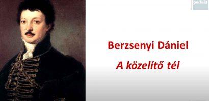 Magyar érettségi – Berzsenyi Dániel: Közelítő tél