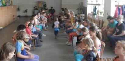 14. Árgyélus gyermek színjátszó tábor • FELHÍVÁS