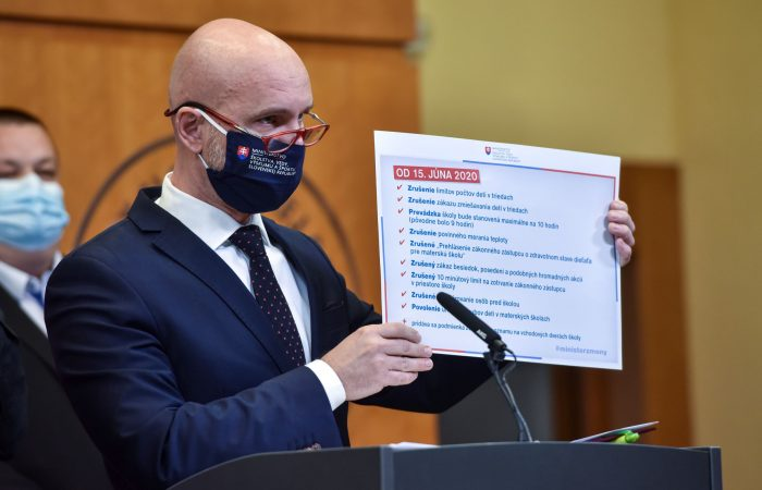 A minisztérium szórólapja a június 15-től érvényes szabályokról