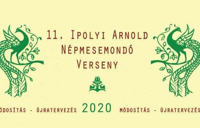 Januárban lesz XI. Ipolyi Arnold Népmesemondó Verseny döntője