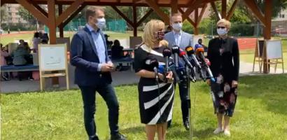 Matovič felvetette az idősebb tanulók visszatérését is az iskolákba