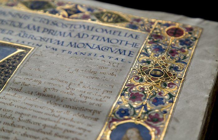 Már otthonról is bejárható Mátyás király díszkönyvtára