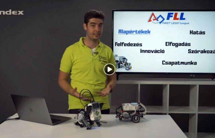 Robotika 7. – Versenyek a legórobottal