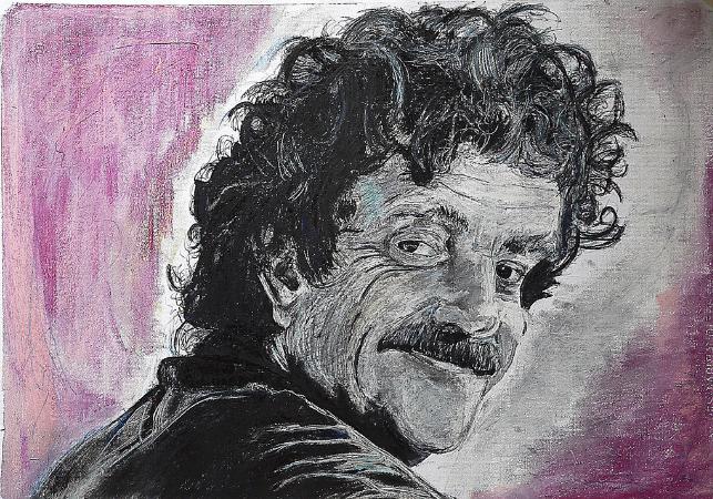 """Vonnegut a végzősöknek: """"Használjanak fogselymet!"""""""