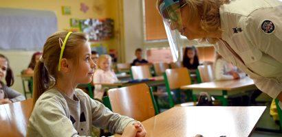 A gyerekek 63 százaléka ült vissza az iskolapadokba