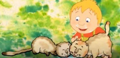 Halász Judit: Tíz kicsi cica (animáció)