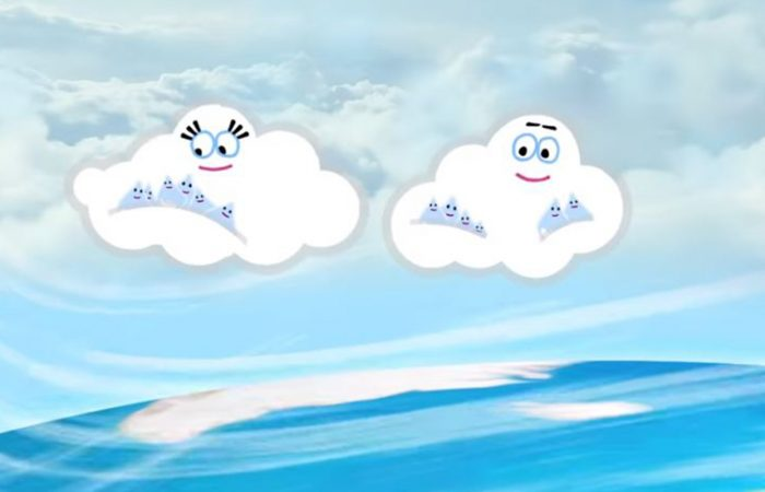 A víz körforgása (animációs kisfilm)