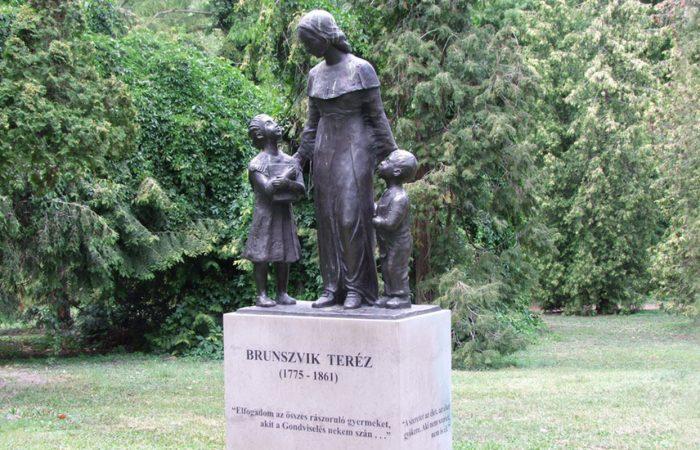 Brunszvik Teréz és az első felvidéki óvodák
