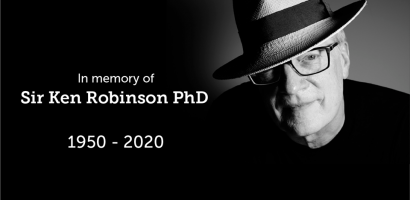 Elhunyt Kenneth Robinson oktatási szakember