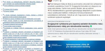 Kétnyelvű formanyomtatványok iskolakezdéshez